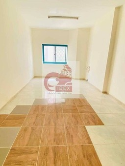 1 month free Spacious 2bhk with Balcony+close hall with door just in 22k in Al nahda sharjah and 6 chqs