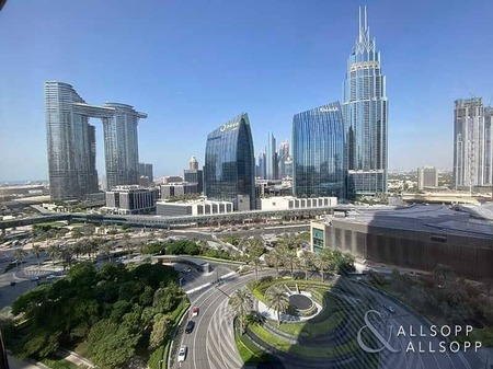 Luxury 1 Bed | Boulevard View | Available