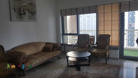 Pay 15K Monthly . Furnished/ Pool View /Burj View