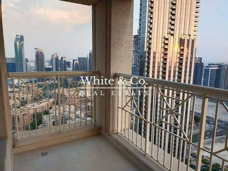 Furnished | Mid Floor | Boulevard View