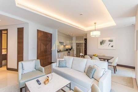 High Floor | 2 Bed | Furnished | Luxury |